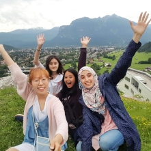 ISU Fieldtrip to South Germany